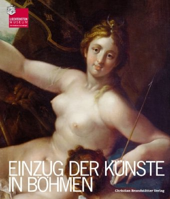 Einzug der Künste in Böhmen - Malerei: Johann Kräftner