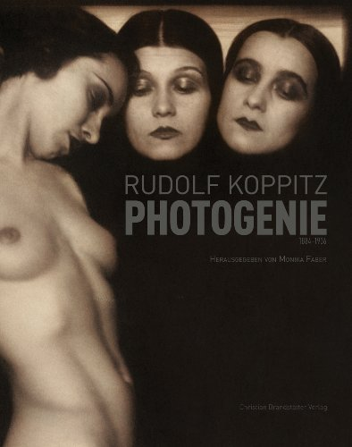 9783850337441: Rudolf Koppitz: Photogenie 1884 - 1936