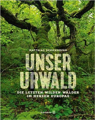 9783850339247: Unser Urwald - Die letzten wilden Wälder im Herzen Europas