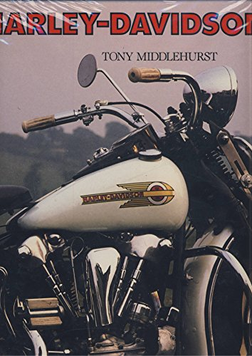 9783850490726: Harley-Davidson