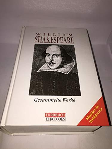 Gesammelte Werke: Shakespeare, William: