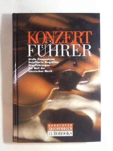 Konzertführer: Eurobooks, Heitersh.