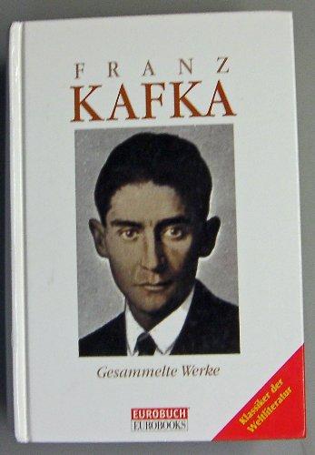 9783850495998: Franz Kafka - Gesammelte Werke