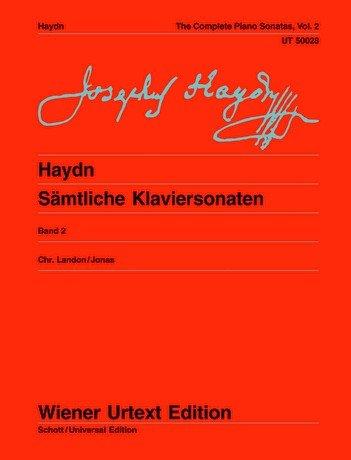 9783850550277: Sämtliche Klaviersonaten: Sonatas Hob. XVI:21-32, XVI:35-39. Ed. Landon/Leisinger