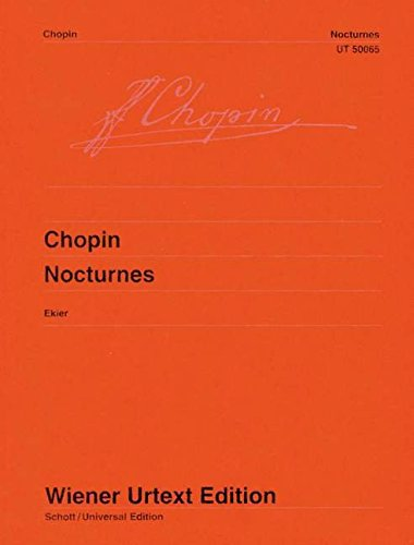 Nocturnes Limited Edition Including a Fr (Wiener: Ekier, Jan, Chopin,