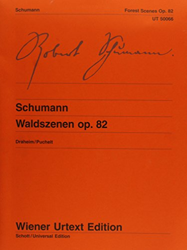 9783850550659: Waldszenen op.82