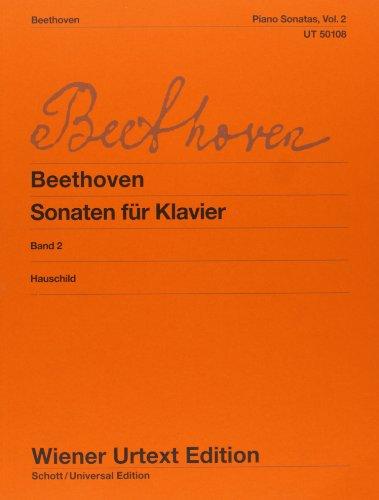 9783850551014: Sonaten für Klavier: Nach den Quellen / Vol. 2 (Wiener Urtext)