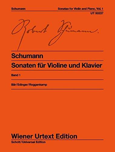 9783850555982: Sonaten für Violine und Klavier
