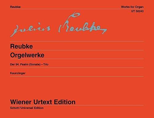 Psalm 94 (Sonate), Trio, Adagio, für Orgel: Julius Reubke