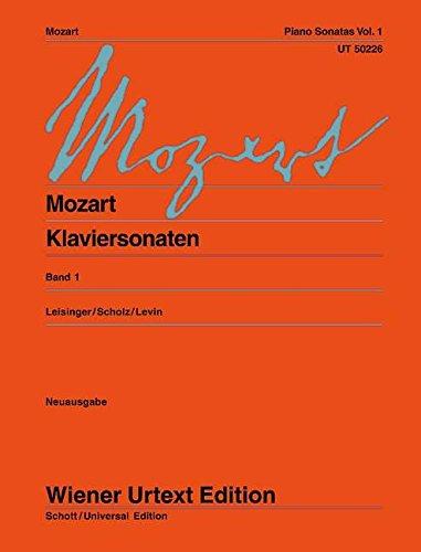 Klaviersonaten: Ulrich Leisinger