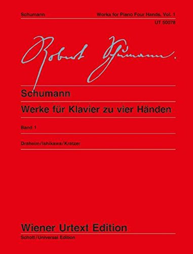 Werke für Klavier zu vier Händen: Joachim Draheim