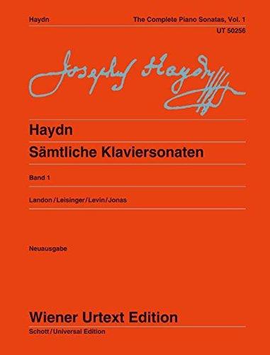Samtliche Klaviersonaten: Ulrich Leisinger