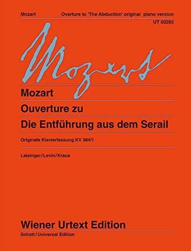 """Overture To """"""""The Abduction"""""""" (Originale Klavierfassung Von W.A. Mozart (3850557340) by Wolfgang Amadeus Mozart"""
