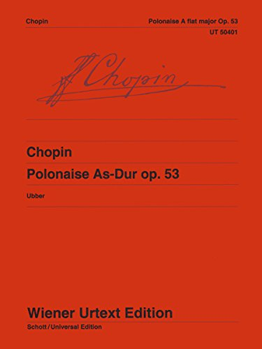 Polonaise As-Dur Op.53: Frederic Chopin