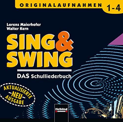 Sing & Swing. Originalaufnahmen auf 4 CDs: Maierhofer, Lorenz, Kern,