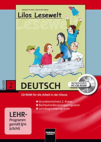 9783850612302: Lilos Lesewelt 2. CD-ROM Einzelplatzversion