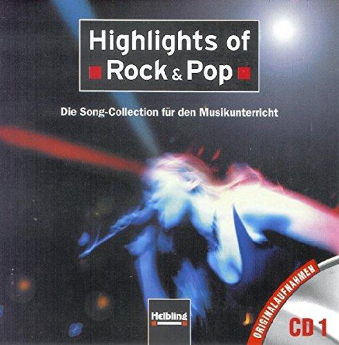 Highlights of Rock & Pop. AudioCD 1: Lorenz Maierhofer
