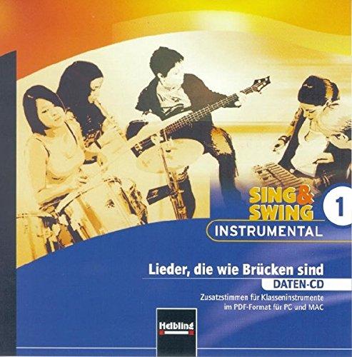 Sing & Swing Instrumental 1. Lieder, die: Maierhofer, Lorenz