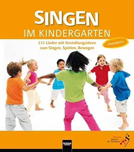 9783850614009: Singen im Kindergarten, Ausgabe Baden-Württemberg