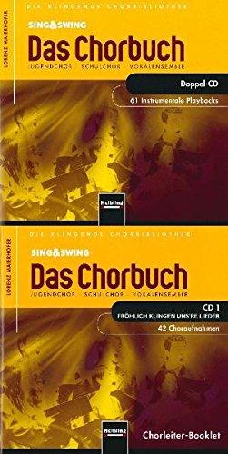 9783850614375: Sing & Swing - Das Chorbuch. Mediengesamtpaket. 7 + 2 Audio-CDs