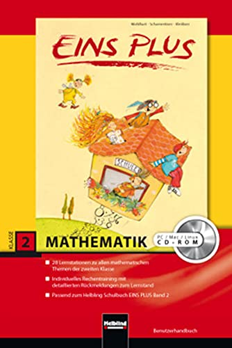 9783850616164: EINS PLUS 2. CD-ROM f�r zu Hause