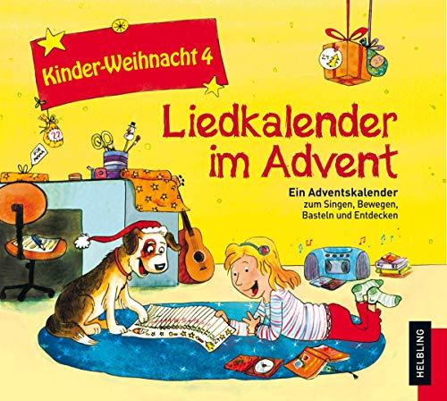 Liedkalender im Advent, 1 Audio-CD: Maierhofer, Lorenz