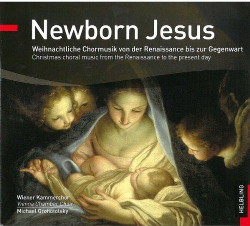 9783850619899: Newborn Jesus