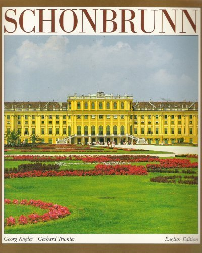 9783850631617: Schonbrunn [English Edition]
