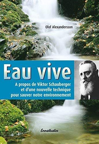 Eau vive: Alexandersson, Olof /