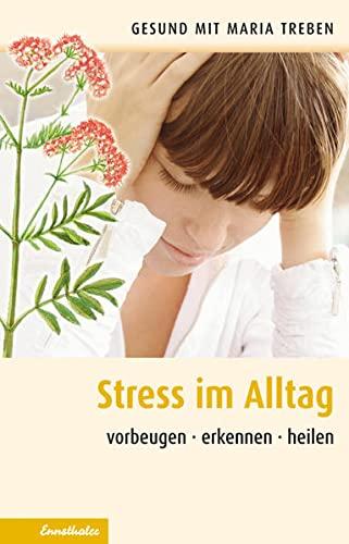 Streß im Alltag. Vorbeugen - erkennen -: Treben, Maria