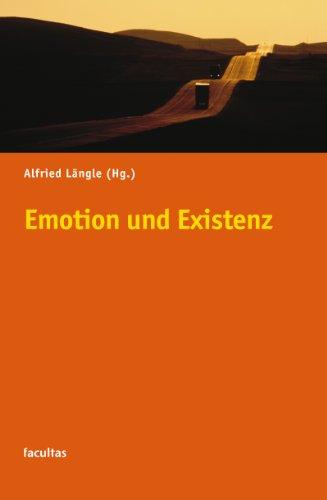 9783850765237: Emotion und Existenz