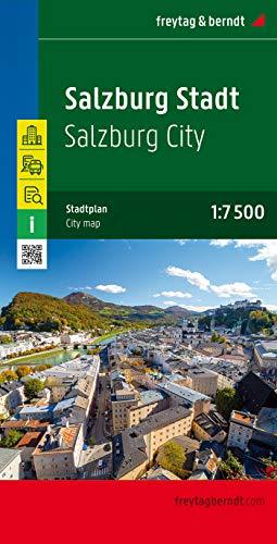 9783850841184: Salzburg city