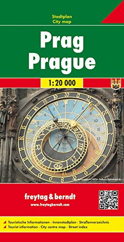 Prague: City Map