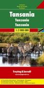 9783850842297: Tanzania (Road Maps) (English and German Edition)