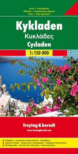 9783850842334: Cyclades: FB.G025
