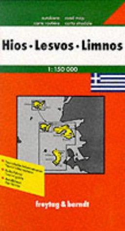Lemnos Greece Map.9783850842891 Chois Lesbos Lemnos Greece Map Abebooks 3850842894