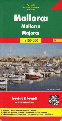 9783850843126: Mallorca (Road Maps) (English, Spanish, French, Italian and German Edition)