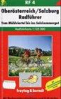 9783850843539: Oberosterreich/Salzburg Radfahr: FBW.RAD.F4