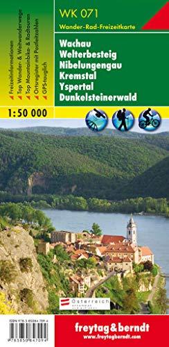 9783850847094: Wachau, Donautal, Yspertal, Jauerling, Dunkelstein: FBW.WK071
