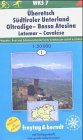 9783850847971: Hiking Maps of the South Tyrol: Uberetsch (Alto Adige), Kalterer See (Lago di Caldara), Sudtiroler Unterland (Lower S.Tyrol) (English and German Edition)