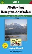 9783850848145: **Allgau:Isny-Kempten-Sonthofen