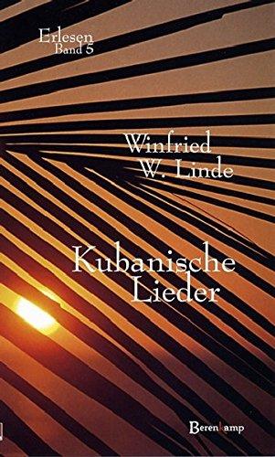 9783850939034: Kubanische Lieder: Erlesen, Bd. 5