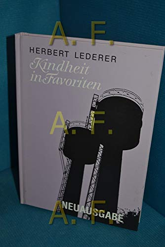 Kindheit in Favoriten: Herbert Lederer