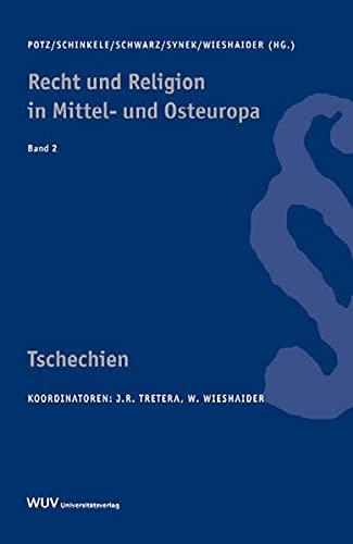 9783851147643: Recht und Religion in Mittel- und Osteuropa: Tschechien