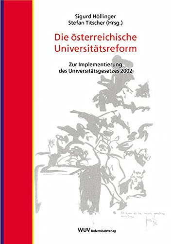 9783851147896: Die österreichische Universitätsreform.
