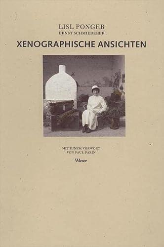9783851291728: Xenographische Ansichten: Bild - Geschichten