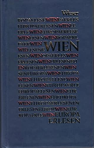 9783851292169: Europa erlesen. Wien.