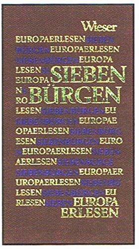 9783851292626: Europa Erlesen. Siebenbürgen