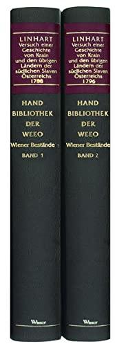 Handbibliothek der Wieser Enzyklopädie des europäischen Ostens (WEEO)BD II. Versuch einer...