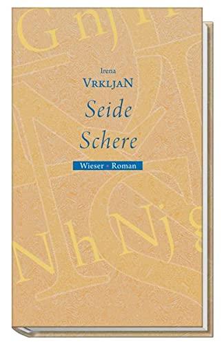 9783851297317: Seide, Schere
